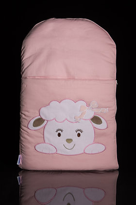 Cotton Candy Baby Nap Mat