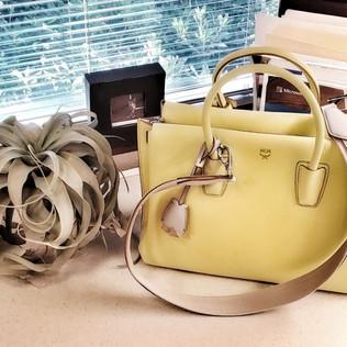 MCM Classic Milla Handbag