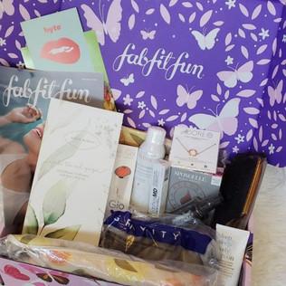 FabFitFun Spring Box 2020