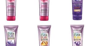 L'oreal EverPure for Keratin-treated Hair