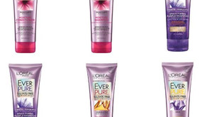 L'oreal EverPure for Keratin-treated Hair