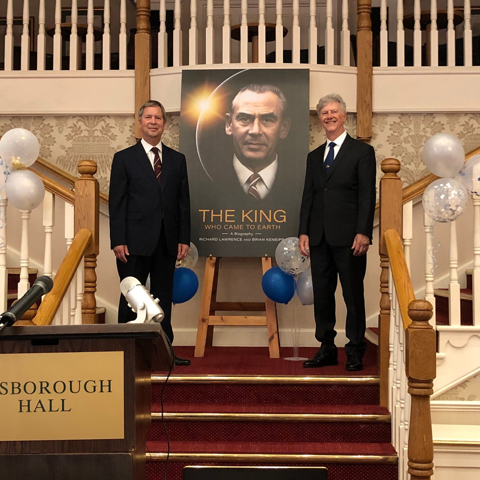 At the historic book launch on Sat. 8/24 in Guisborough