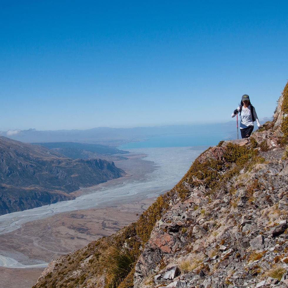 Mt. Wakefield, New Zealand