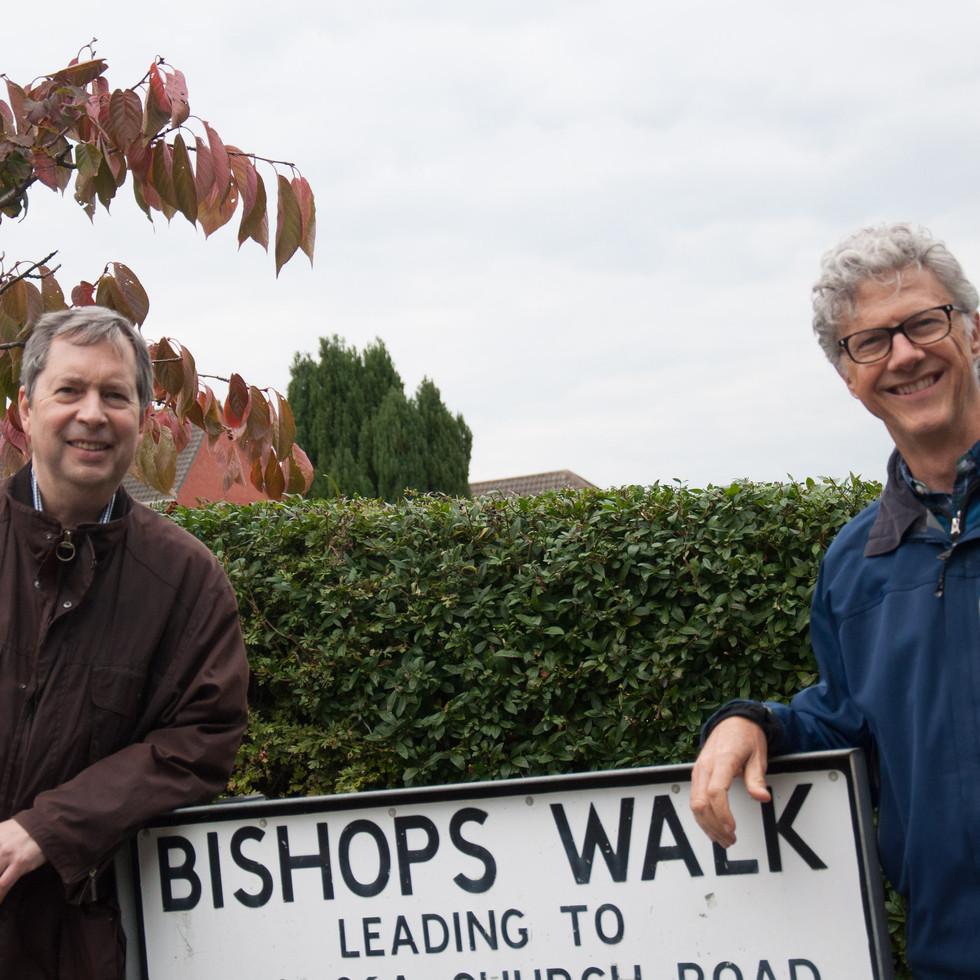 At Bishops Walk