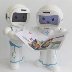 QTrobot-robot for autism
