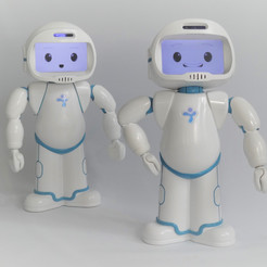QTrobot-robot heping autism