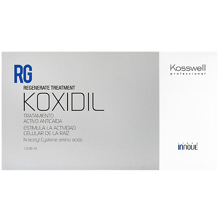 Kosswell Tratamiento Anticaída 12x6ml
