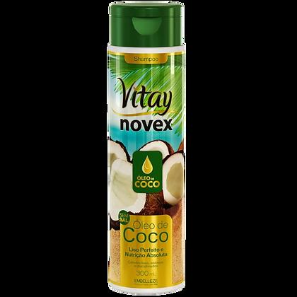 Embelleze Novex Champú Óleo de Coco 300ml