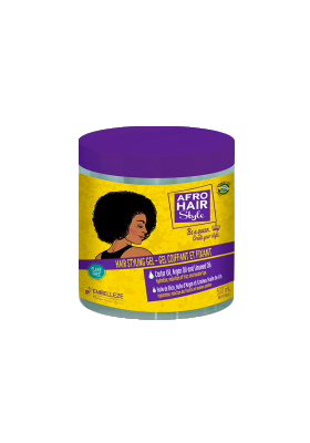Embelleze Novex Afro Hair Gel Modelador Capilar 500ml