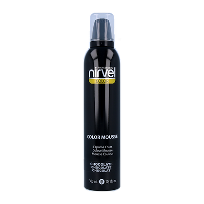 Nirvel Espuma Color Mousse Perla 300ml