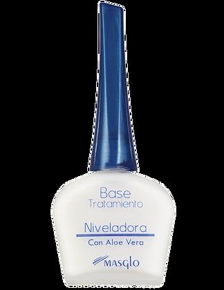 Masglo Base Tratamiento Niveladora Aloea Vera 13.5ml