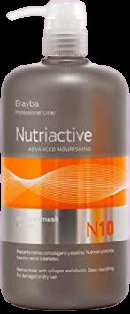 Erayba Nutriactive N10 Mascarilla Intensa 1000ml