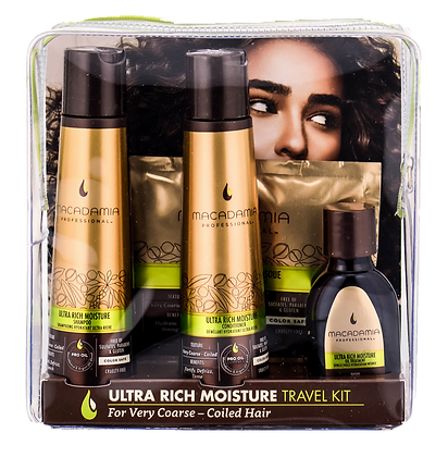 Macademia Nourishing Moisture Travel Kit