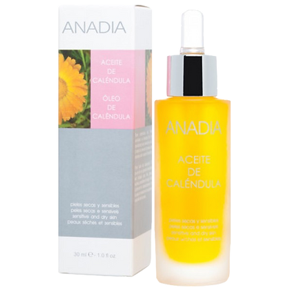 Anadia Aceite Caléndula Pieles Secas/Sensible 30ml