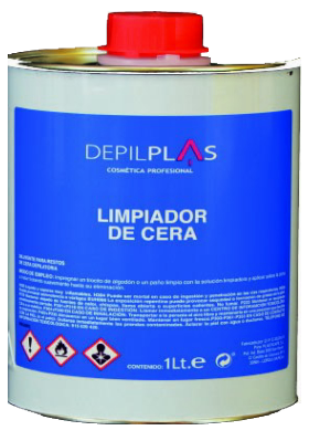 Depilplas Limpiador Cera1L