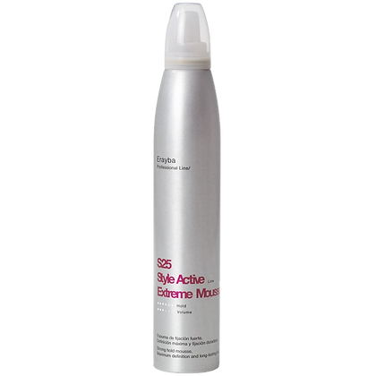 Erayba S25 Style Active Extreme Mousse 300ml
