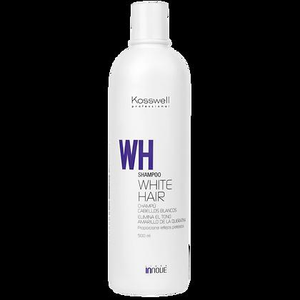 Kosswell Champú WH para cabellos Blancos500ml