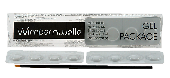 Wimpernwelle Permanente Pestañas Monodosis Gel