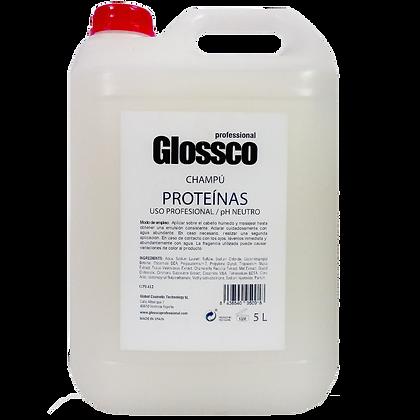 Glossco Champú Proteínas Ph Neutro 5L