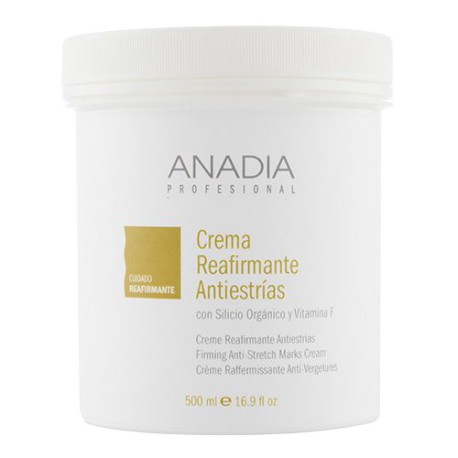 Anadia Crema Reafirmante Antiestrías 500ml