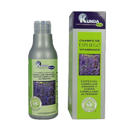 Kunda Champú Espliego Vitaminado 250ml