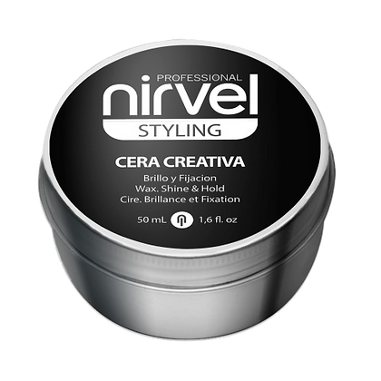 Nirvel Styling Cera Creativa 50ml