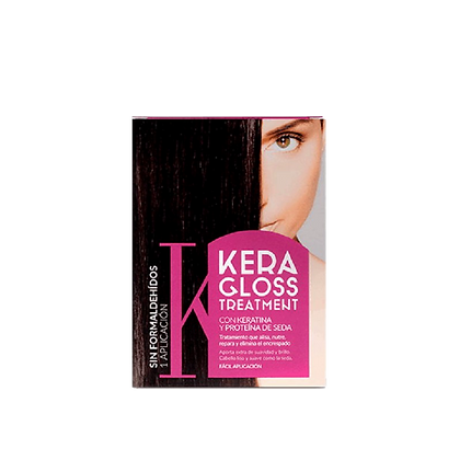 Kera Gloss Tratamiento Keratina400ml