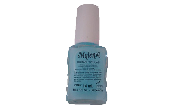 Mulensa Quitacuticulas 14ml