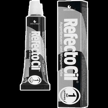 Refectocil Tinte Pestañas y Cejas Negro 15ml