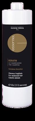 Eugene Perma Champú Essentiel Keratin Nutrition 1000ml