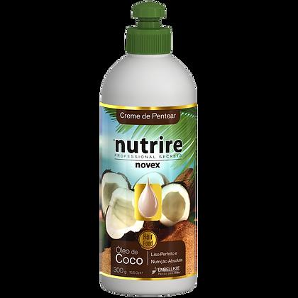 Nutrire Óleo de Coco Crema de Peinar 300g