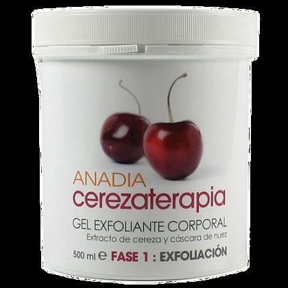 Anadia Cerezaterapia Gel Exfoliante Corporal Fase 1 500ml