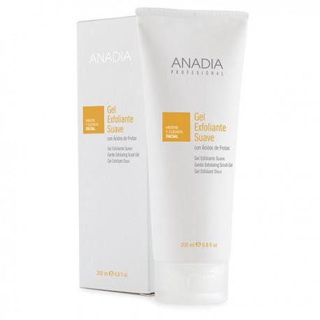 Anadia Crema Exfoliante Suave 200ml