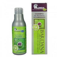 Kunda champú de bardana 250ml