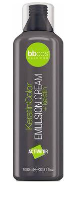 BBcos Keratin Color Emulsion Cream + Keratin 1000ml