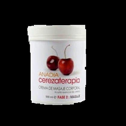 Anadia Cerezaterapia Crema Masaje CorporalFase 2 500ml
