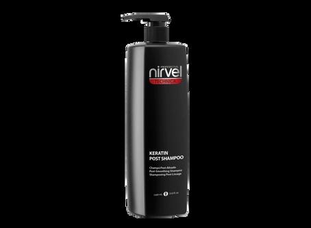 Las bondades del Keratin Post Shampoo de Nirvel