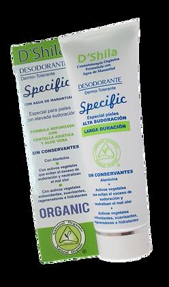 D'Shila Desodorante Especifico 50ml
