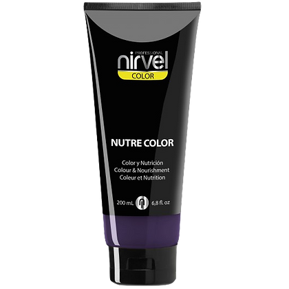 Nirvel Morado Nutre Color 200ml