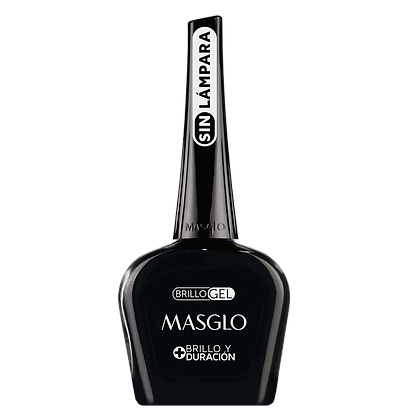 Masglo Gel Brillo Sin Lámpara 6 ml