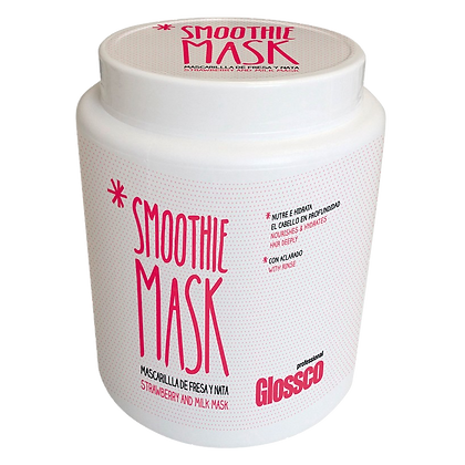 Glossco Smoothie Mask Fresa y Nata 1000ml