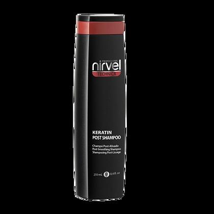 Nirvel Champú Post-Alisado 250ml
