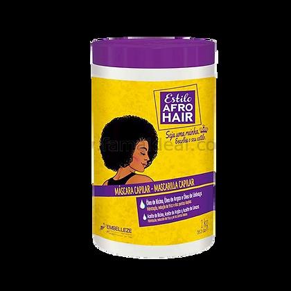 Embelleze Novex Afro Hair Mascarilla Capilar 1000ml