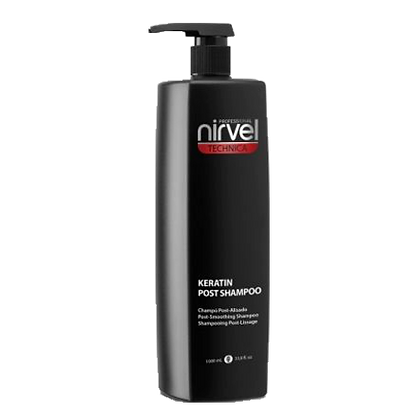 Nirvel Keratin Post Shampoo 1000ml