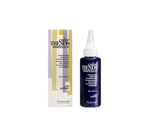 Kosswell color trends matiza 01 no yellow 100ml