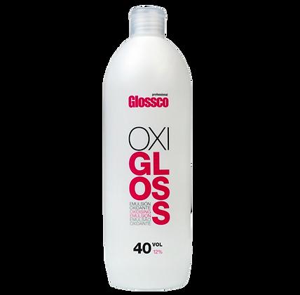 Glossco OxiGloss Emulsión 1L 10, 20, 30, 40 Vol