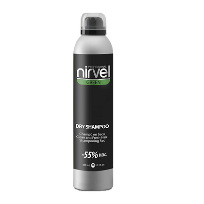 Nirvel Dry Shampoo Green 300ml