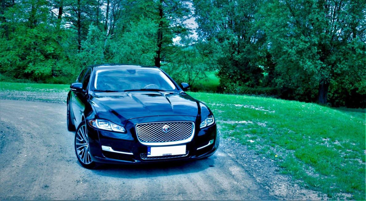 Jaguar XJ   Wosk