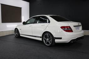Mercedes C63 AMG | Pakiet stylistyczny