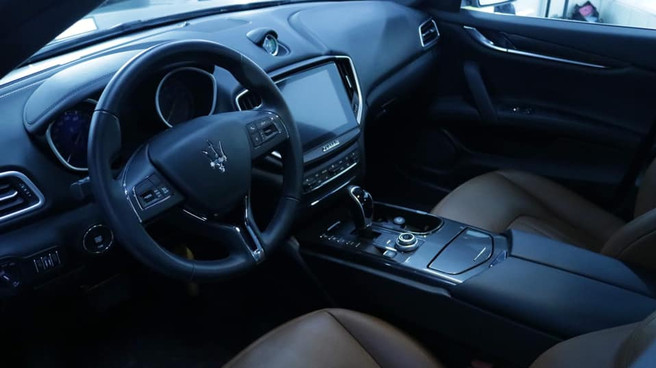 Maserati Ghibli   Ceramika